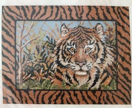 JCA Needlepoint Kit Elsa Williams The Tiger 06604 - $33.94