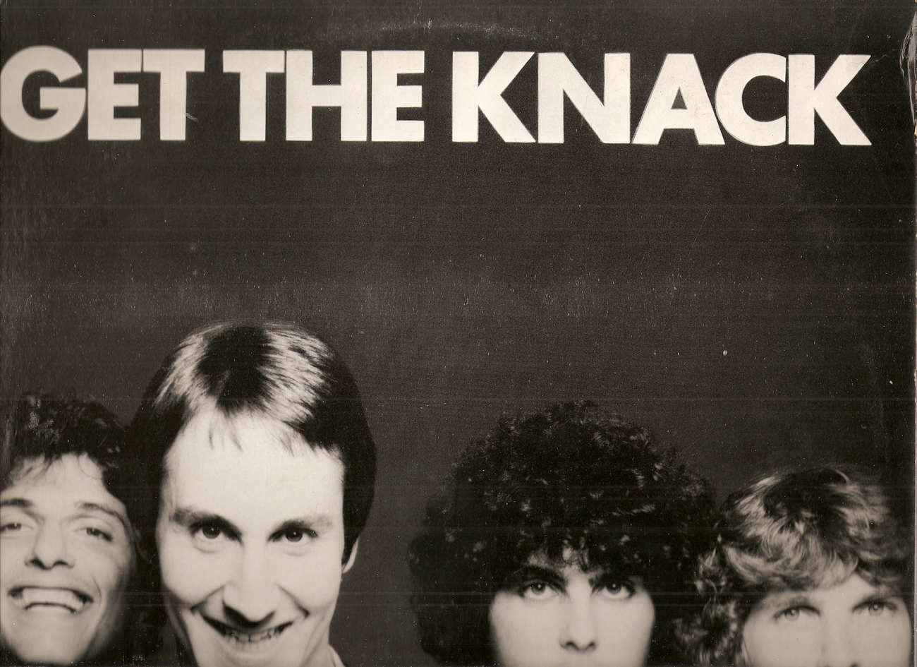 Primary image for LP--Knack 	-	 Get The Knack