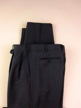 Ralph Lauren Pants 36 x 28 Gray Dress Trousers Double Pleat  - $49.99