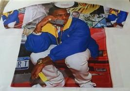 Custom Fabaolous 90s Sublimated shirt hip hop thunder brooklyn bred - $33.99
