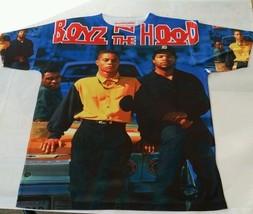 Custom Boyz N The Hood Sublimated shirt laney pantone bred toro - $33.99