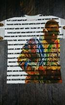 Custom Big Poppa Sublimated shirt Notorious B.I.G. bred toro - $33.99