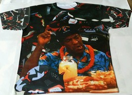 """Custom """"Drunk off Jays"""" Cosby Sublimated shirt laney infared bred toro - $33.99"""