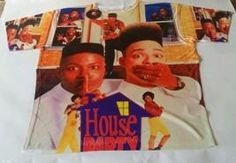 Custom House Party Sublimated shirt hip hop thunder brooklyn bred - $33.99