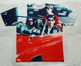 Ferris Bueller T Sublimated shirt laney pantone bred toro movies 90s gamma - $33.99