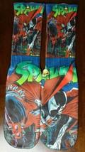Custom Spawn dry Fit socks gamma laney X XII Fighter bred - $11.99