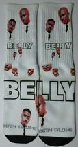 Custom Belly dry Fit socks gamma laney New York bred - $11.99