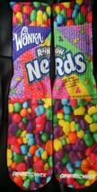Custom Nerds candy dry fit socks X XI I II III IV V - $11.99