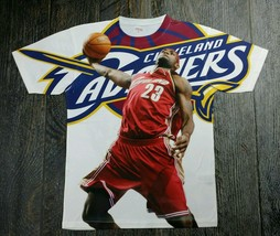 Lebron James Cleveland Caveliers Sublimated Shirt  laney - $36.99