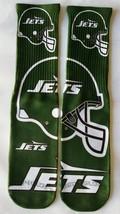 Custom New York Jets dry Fit socks gamma laney X XII Fighter bred - $11.99