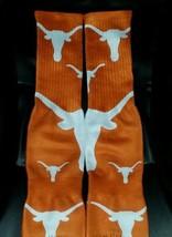 Custom Texas Longhorn Dry Fit Socks  Iii Iv V Vi Vii Xi X - $11.99