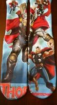 Custom Thor DRY FIT socks  gamma laney oreo  - $11.99