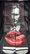 Custom True Blood DRY FIT Socks  gamma bred vampire blood - $11.99