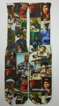 Custom Villians dry Fit socks gamma laney New York bred 7 VII movies - $11.99
