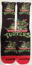 Custom Ninja Turtles DRY FIT socks V VI VIII Laney gamma laney oreo - $11.99