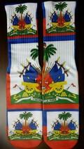 Custom Haiti dry fit socks V VI VIII Laney gamma  - $11.99