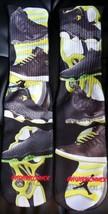 Custom Jordan Venom Pack shoe collage dry fit socks X XI I II III IV V - $13.99