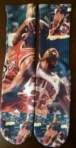 """Custom Jordan """"No Vision"""" Dry Fit socks gamma laney infared III IV V  - $13.99"""