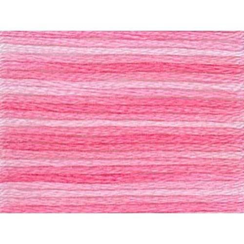 Rose Petals (4180) DMC Color Variations Floss 8.7 yd skein Article 417 DMC