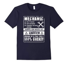New Shirts - Diesel Auto Mechanic Shirt Multitasking Greasy Mech TShirt Men - $19.95+