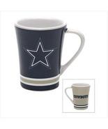 Ceramic Shot Glass Mini Cup Dallas Cowboys Foot... - $15.00