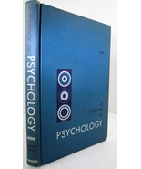 A Textbook of Psychology 1967 Donald Olding Hebb - $8.00