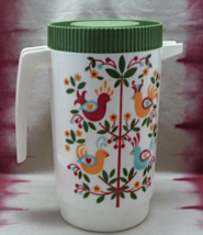 Vintage Alladinware 2-1/2 Quart Plastic Juice Pitcher // Retro Kitchen - $10.50
