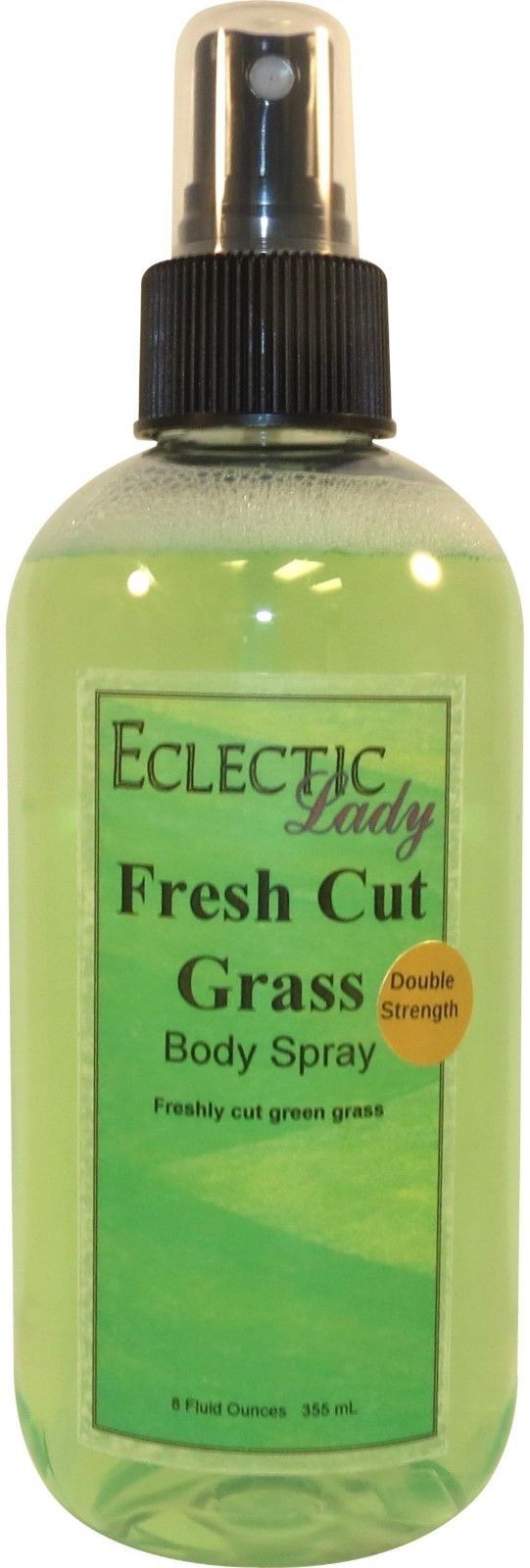 Fresh Cut Grass Body Spray