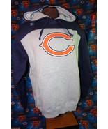 Chicago Bears Hoodie Sweatshirt X-Large NFL Team Apparel Adult XL - $39.99