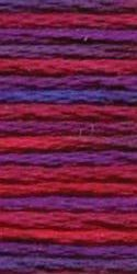 Mixed Berries (4212) DMC Color Variations Floss 8.7 yd skein Article 417 DMC