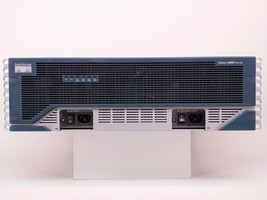 Cisco 3800 Series Router, with Dual Power Supply - $55.17