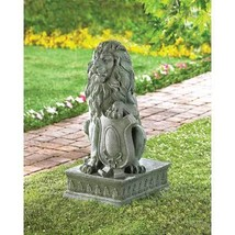 Statue | Lion Guardian ( Set Of Two ) - $141.99