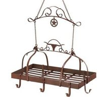 Wild Western Kitchen Rack - $63.87