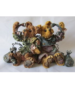 Boyds Bears and Friends Bearstone Collection Figurine-Alexandra and Bell... - $9.99