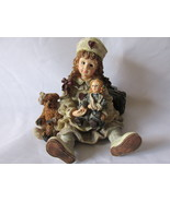 "Boyds Bears Yesterday's Child Figurine - ""Katherine with Amanda & Edmund... - $9.99"