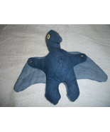 Denim Flying Dinosaur  - $70.00