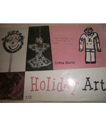 Holiday Art Book for Kids - $25.00