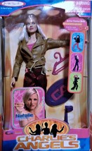 Jakks Pacific Cameron Diaz Charlie's Angels Natalie Looks 2 Action Fashi... - $21.04
