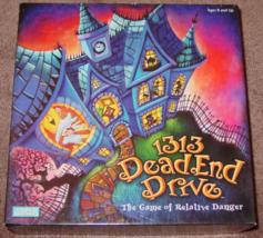 1313 Dead End Drive Game Parker Brothers 2002 Excellent Complete W Sealed Pig - $15.00