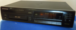 Pioneer PD-M502 Compact Disc Player, 6 CD Changer, Japanese, see video ! - $66.00