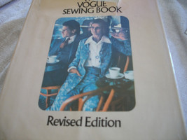Vogue Sewing Book - $10.00