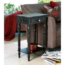 Colonial Carved Side Table - $58.12