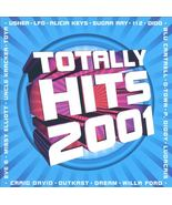 various artists: Totally Hits 2001 (used CD) - $7.00