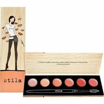 Stila Portrait of a Perfect Pout Neutral Lip Palette 6 Shades New $36 Value - $14.95
