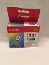 Canon BCI-24 Ink Carts Tri-Color  GENUINE NEW - $5.90