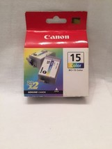 CANON 15 Color Ink Twin Pak (#bci-15) 8191A003 - $19.34