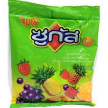 New Sugus Jumbo Blackcurrant Raspberry Chewy Candy Thai Dessert Snacks L... - $11.48