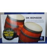 Donkey Konga Jungle Beat Bongos Drum Controller... - $64.34