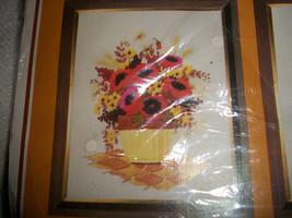 Poppies Crewel  Kit - $34.00