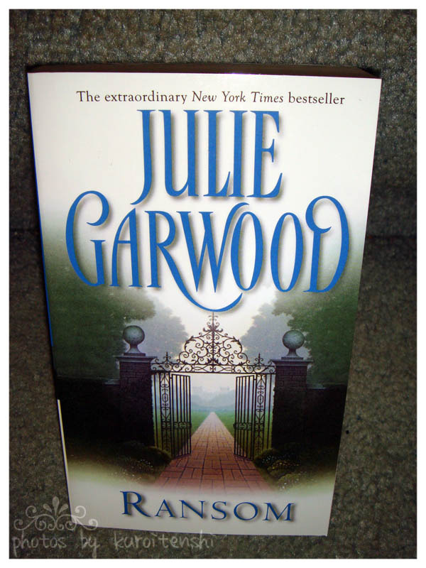 Primary image for BRAND NEW Julie Garwood Book
